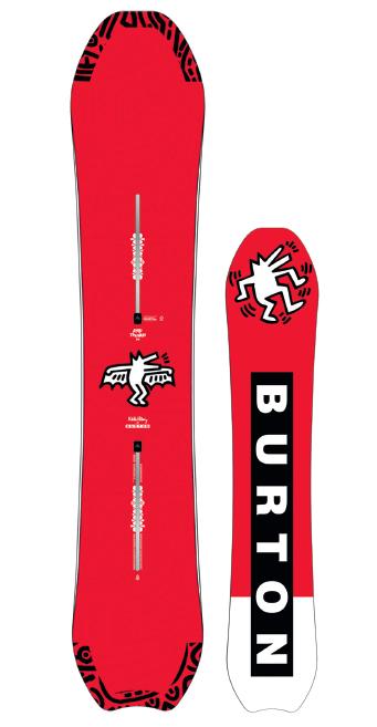 Burton Snowboards Deep Thinker