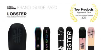 Lobster Snowboards 2019/2020