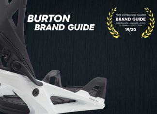 Burton Snowboards 2019/2020