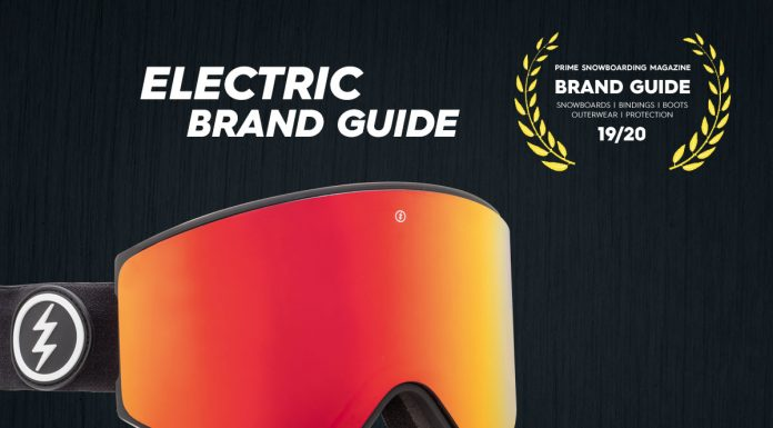 Electric Goggles 2019/2020