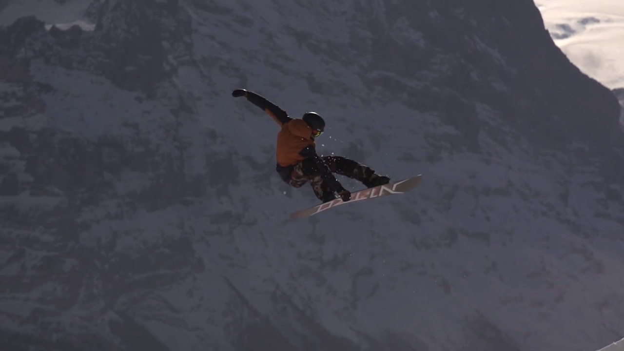 Air to Fakie Indy Grab | Snowboarden lernen