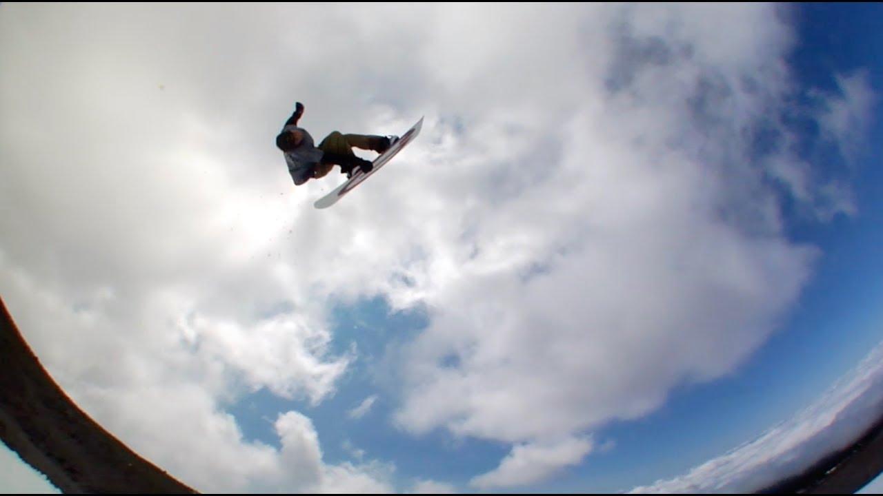 Make Snowboarding great again!