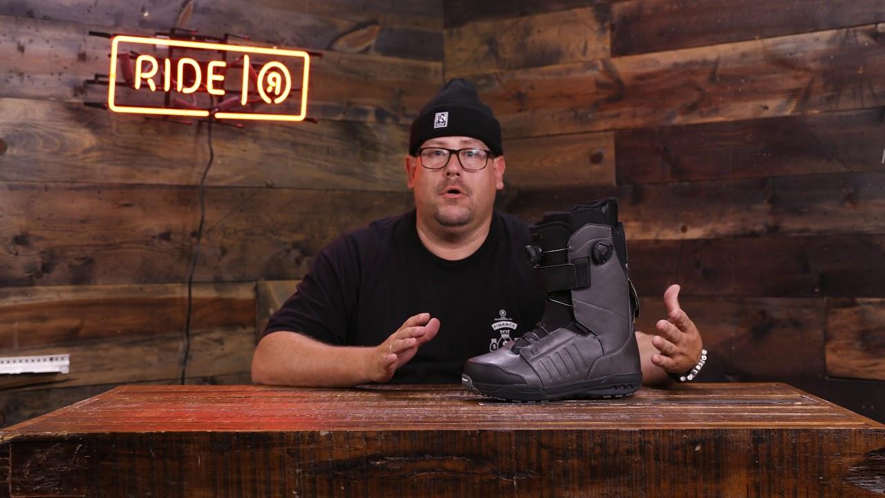 19/20 Ride Deadbolt Boots