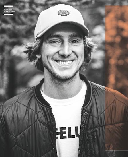 Werni Stock im Interview: Ode an das Snowboarden