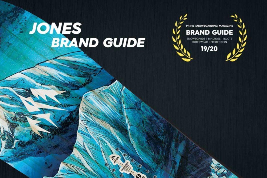 Jones Snowboards 2019/ 2020