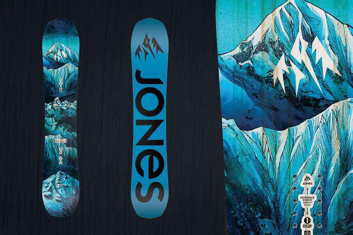 Frontier | Jones Snowboards 2019/ 2020