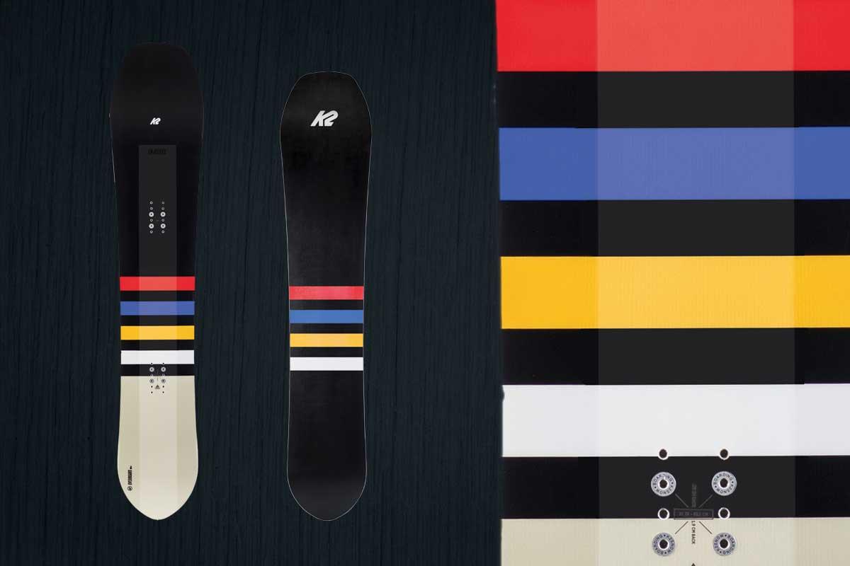 K2 Overboard | K2 Snowboards 2019/ 2020