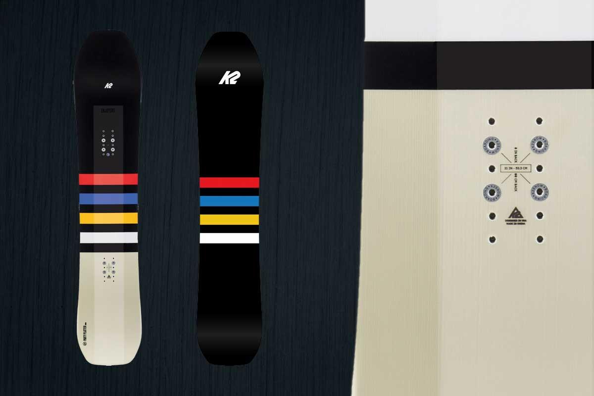 K2 Party Platter | K2 Snowboards 2019/ 2020