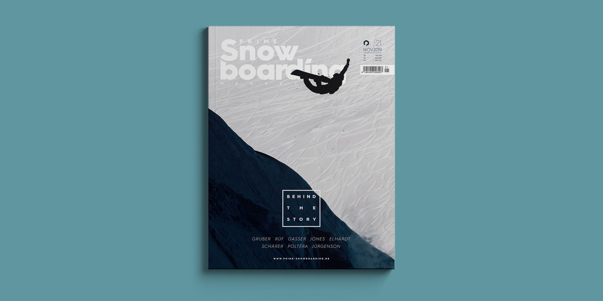 Prime Snowboarding Ausgabe #21