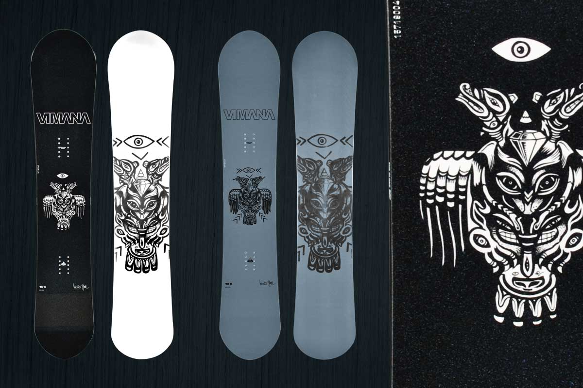 The Clone | Vimana Snowboards 2019/ 2020