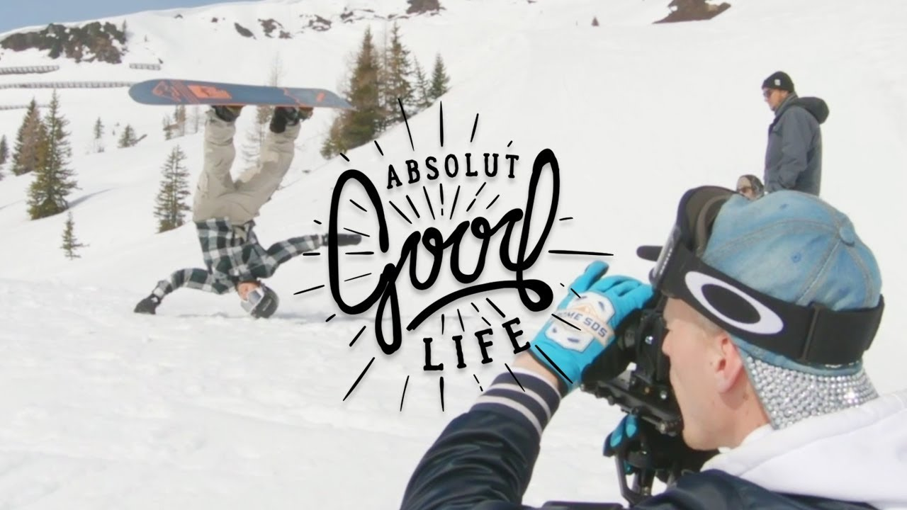 Absolut Park presents: Absolut Good Life