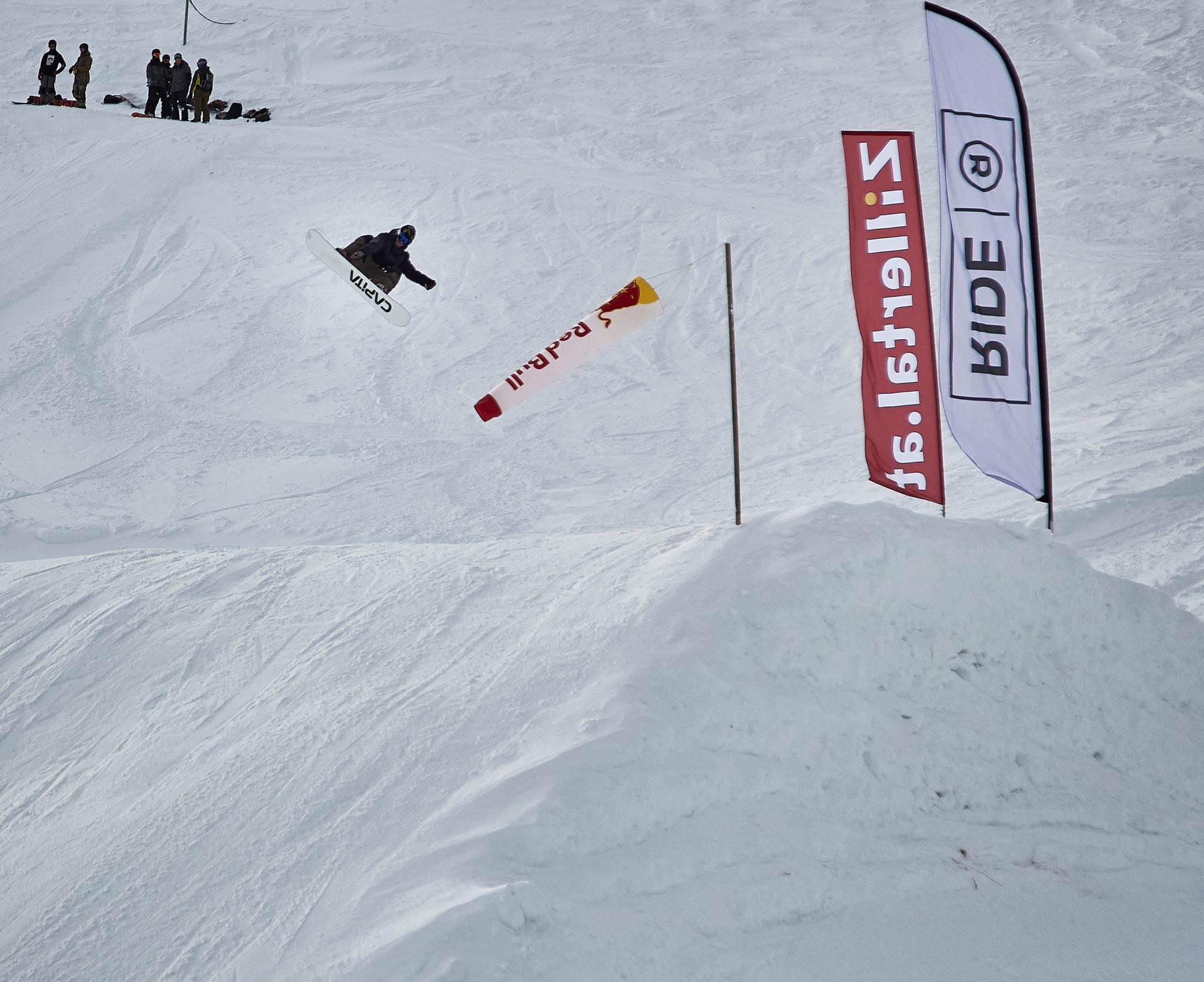 Mit dem ersten Contest in Hochzillertal-Kaltenbach ist die Jagd nach den Gesamtpunkten eröffnet - Foto: Gustav Ohlsson