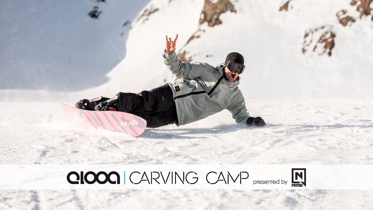 Elooa CARVING CAMP – Turning & Burning mit Knut Eliassen und Tommy Delago im Stubaital!