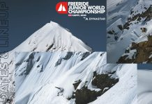 Freeride Junior World Championship Kappl 2020