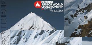Freeride Junior World Championship Kappl 2020
