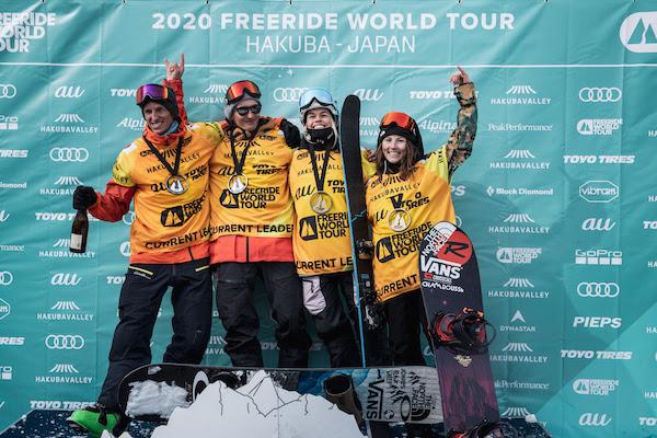 Freeride World Tour Japan