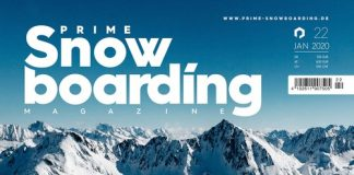 Prime Snowboarding Magazine 23 - Home Run