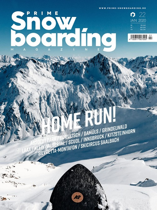 Prime Snowboarding Magazine 23 - Home Run