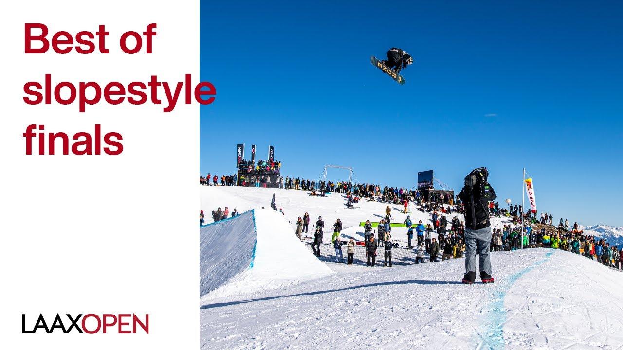 Laax Open Slopestyle 2020   Highlights Edit