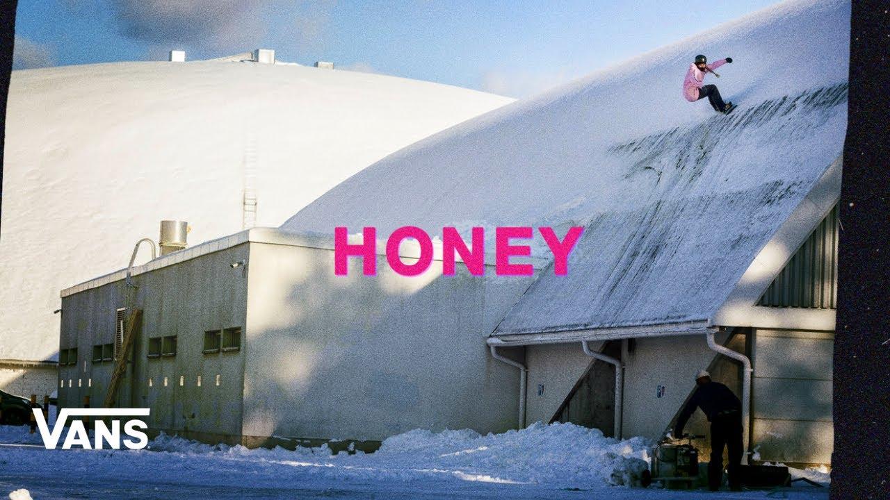 "Vans Presents: ""Honey"" – Featuring Ivika Juergenson   Snow   VANS"