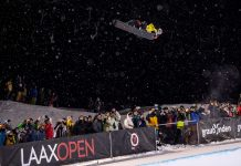 Scotty James Laax Open