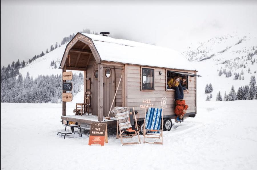 Patagonia Worn Wear Tour: Alle Skigebiete seht ihr hier