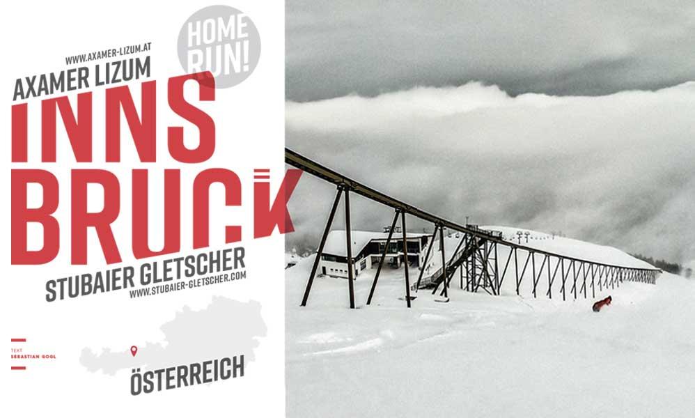 Die besten Skigebiete der Alpen - Innsbruck