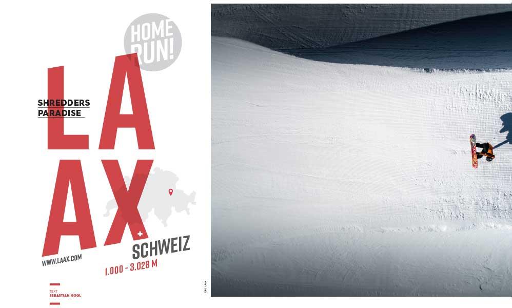 Die besten Skigebiete der Alpen - LAAX