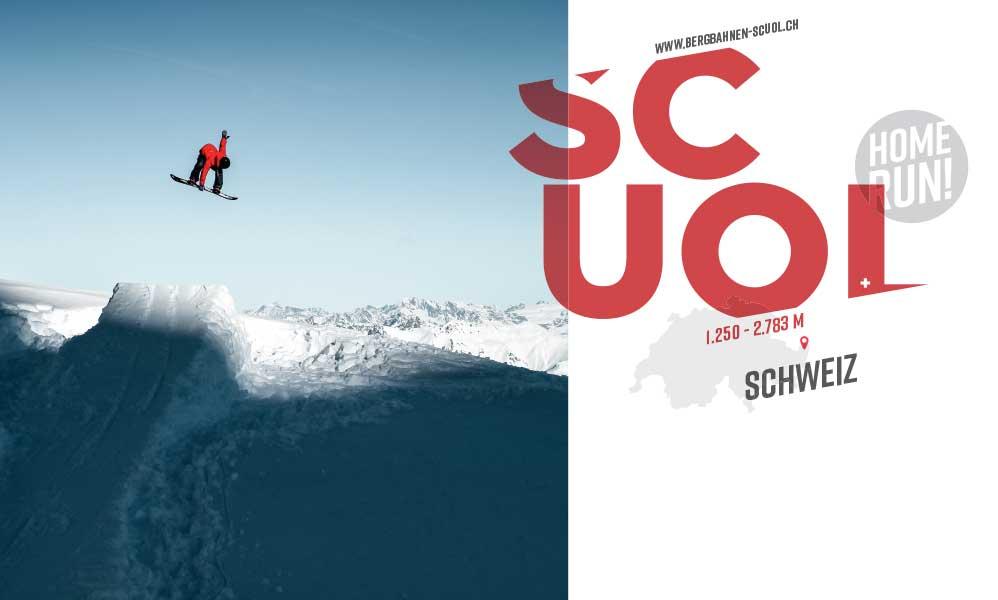 Die besten Skigebiete der Alpen - Scuol