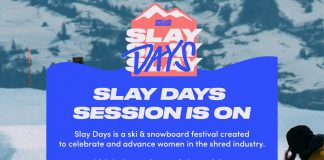 """Snowboard-Festival für Frauen: """"Slay Days"""" 2020 am Patscherkofel (Innsbruck)"""