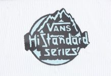 Vans Hi-Standard Series Laax 2020