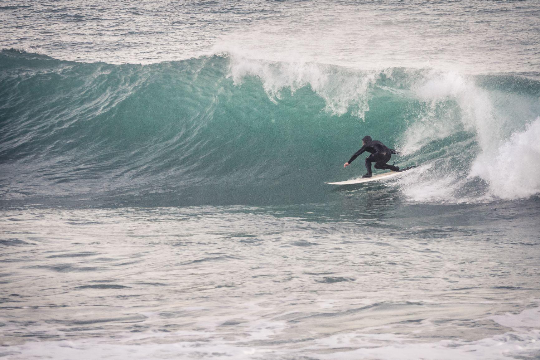 Surf- und Snowtrip