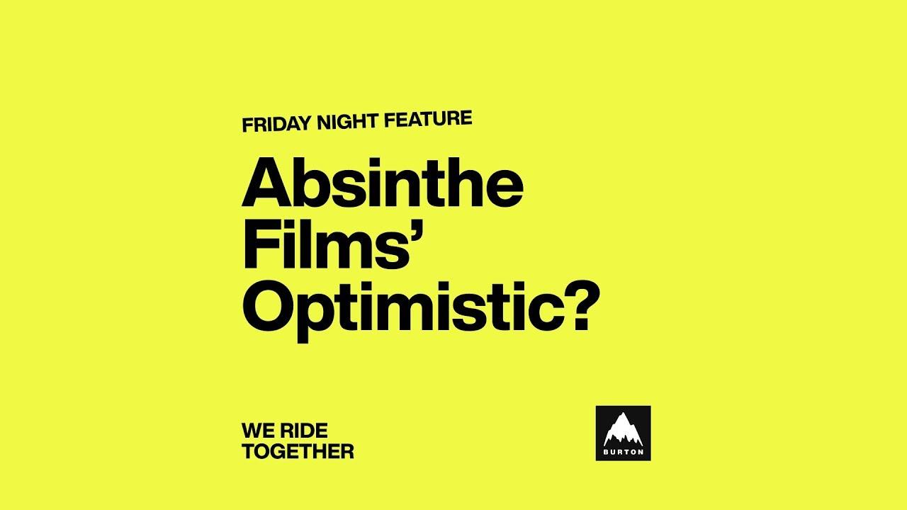 Optimistic Screening von Absinthe Films