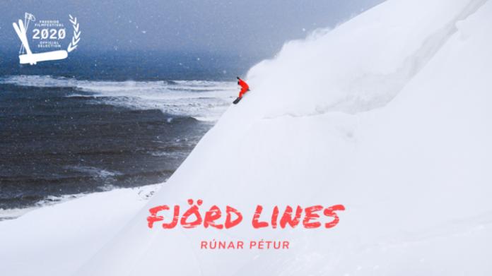 Fjörd Lines, Snowboardfilm aus Island