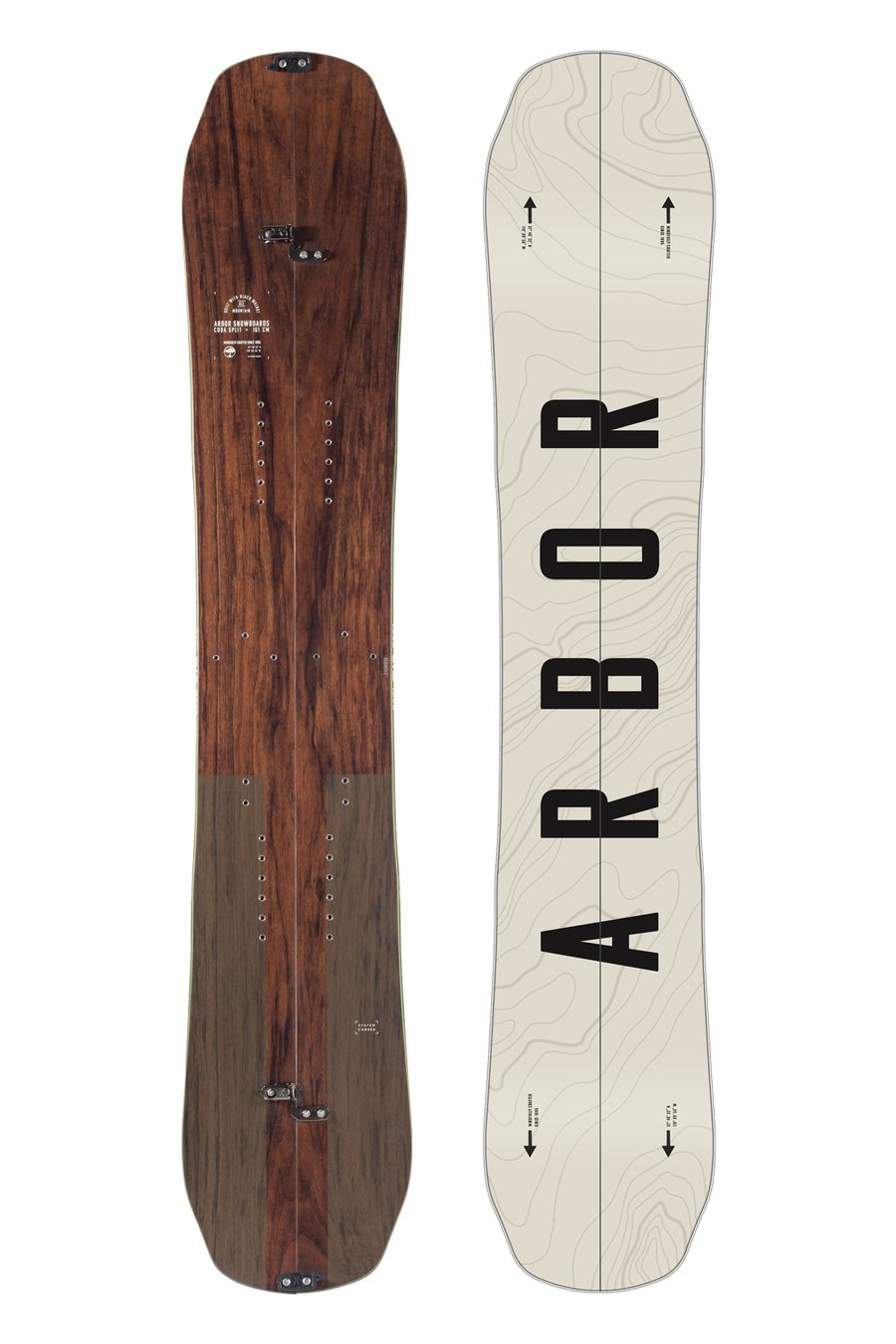 Arbor Coda Camber