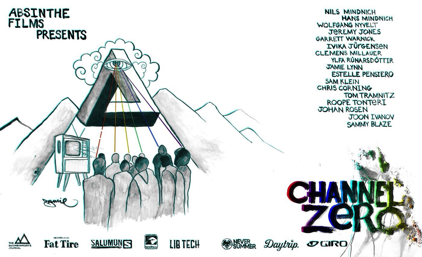 Channel Zero | Absinthe Films Premiere Zürich @ Kaufleuten | Zürich | Zürich | Schweiz