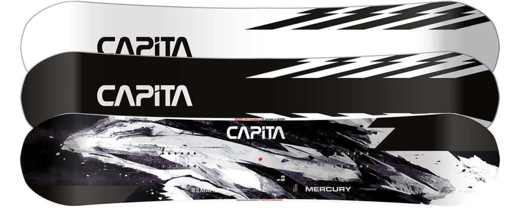Die besten All Mountain Snowboards 2021 | Capita Mercury