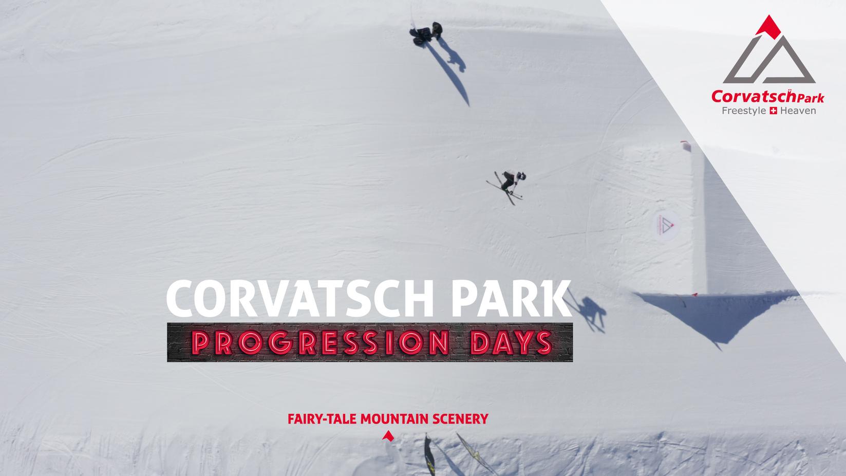 Progression Days 2020 @ Corvatsch Park | Silvaplana | Graubünden | Schweiz
