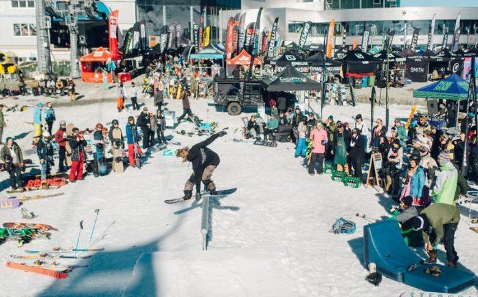 Stubai Premiere | Snowpark Opening