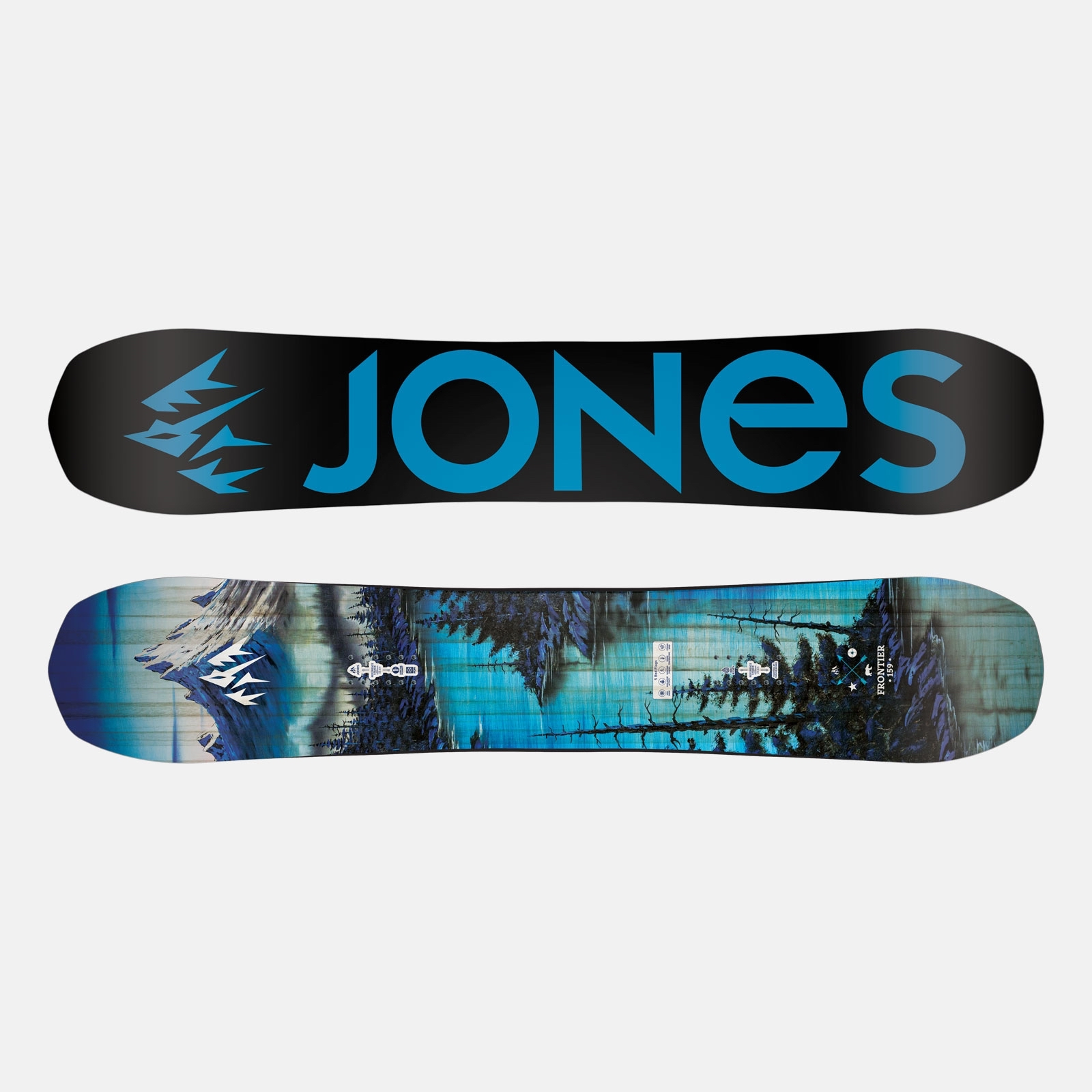 Die besten All Mountain Snowboards 2020/21 Jones | Frontier