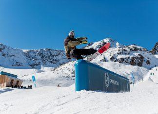 35. Kaunertal Opening: in zwei Tagen öffnet der längste Jib-Park Tirols