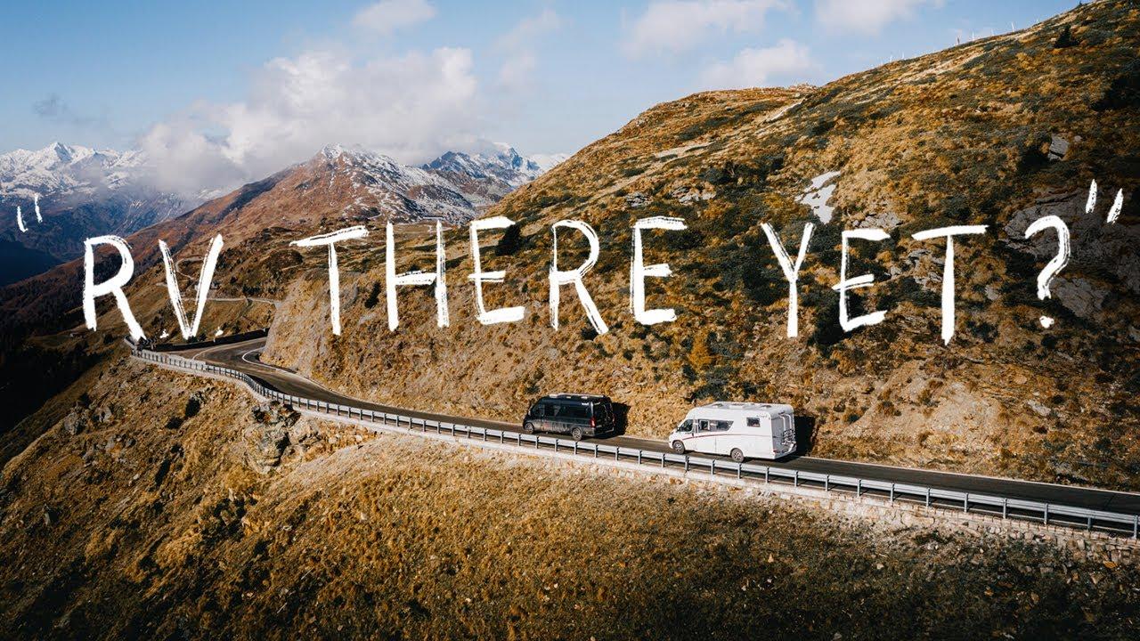 R.V. THERE YET? Ein Snowboard-Roadtrip!
