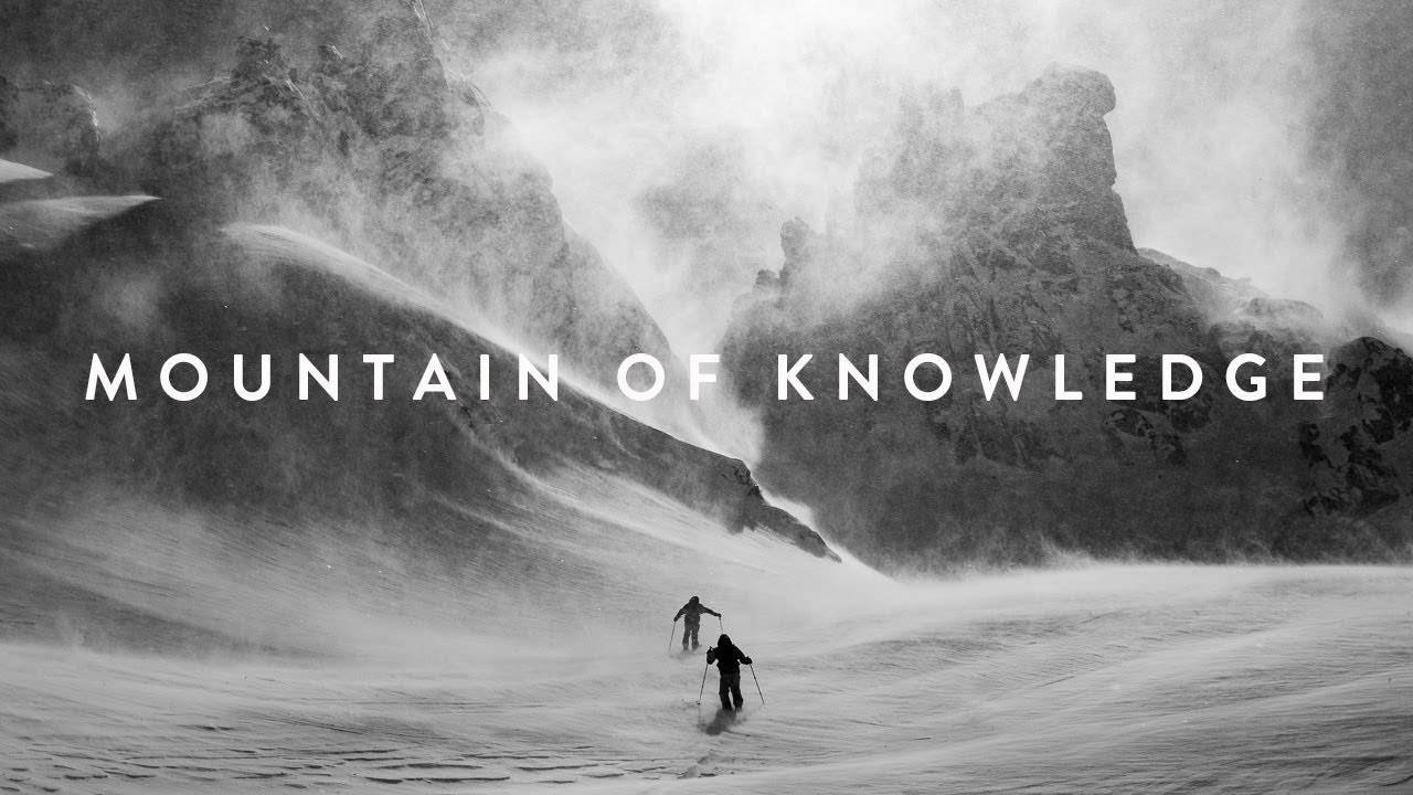 Mountain of Knowledge mit Jeremy Jones