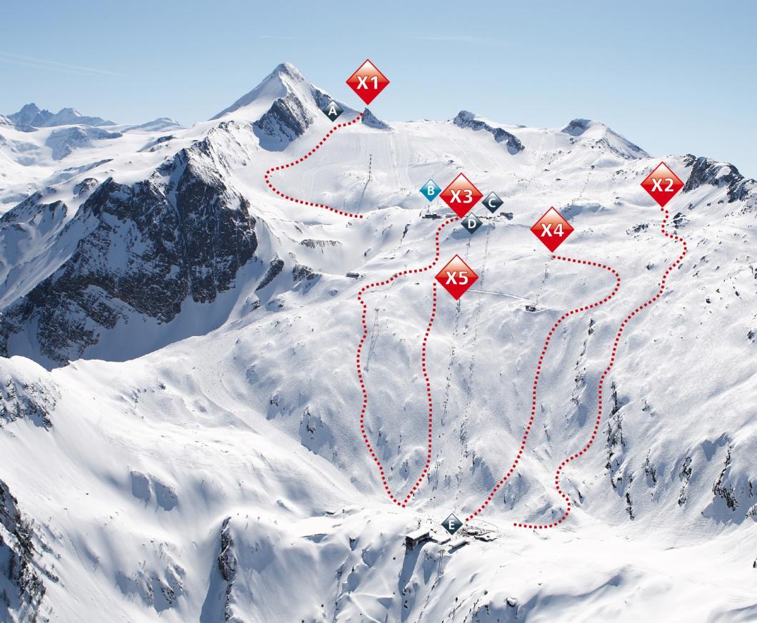 Die 10 besten Tipps fürs Kitzsteinhorn