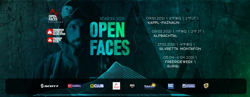 Open Faces Freeride Series 2021