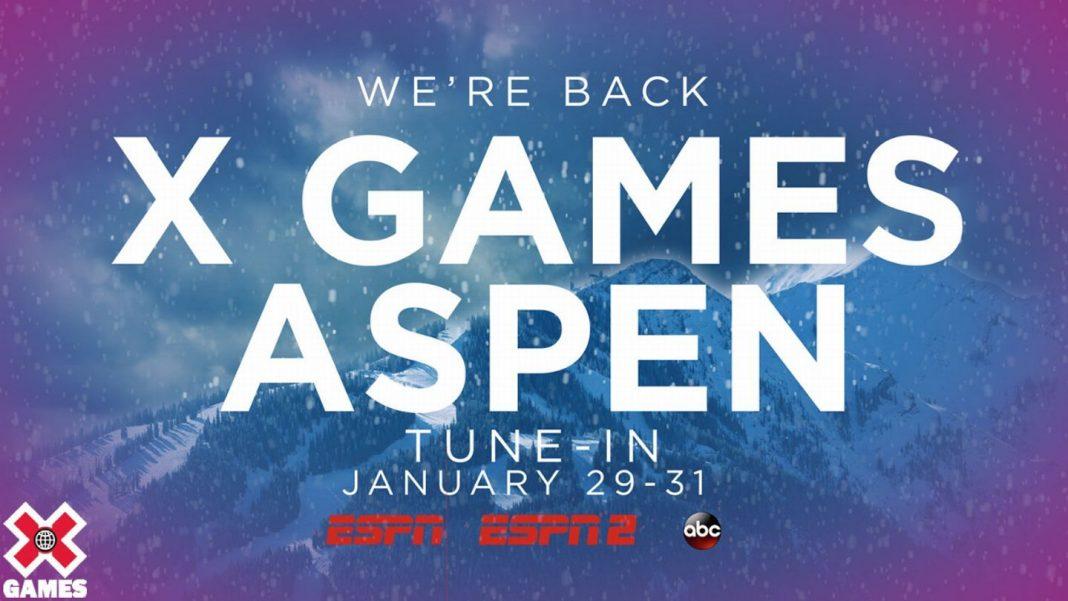 X Games Aspen 2021