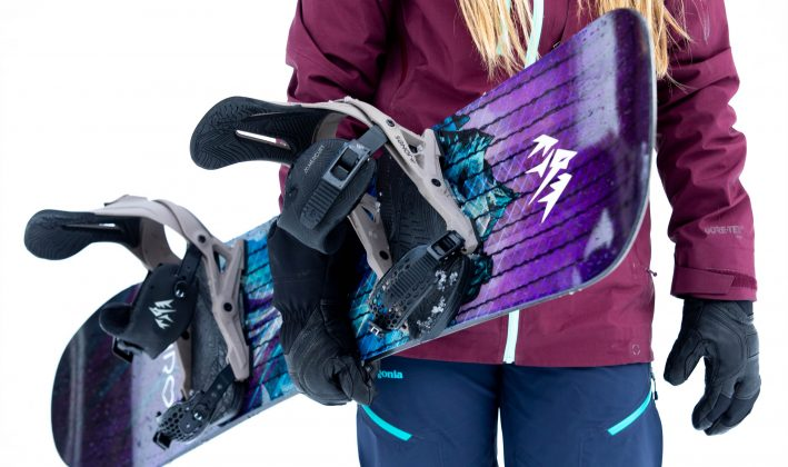 AirHeart 2022, Jones Snowboards