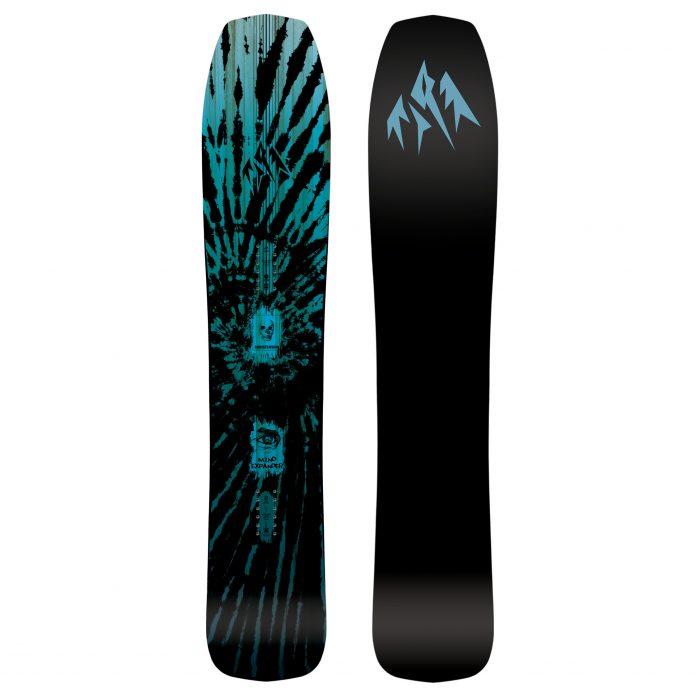 Jones Snowboards 2022