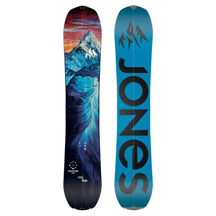 Frontier Split 2022, Jones Snowboards