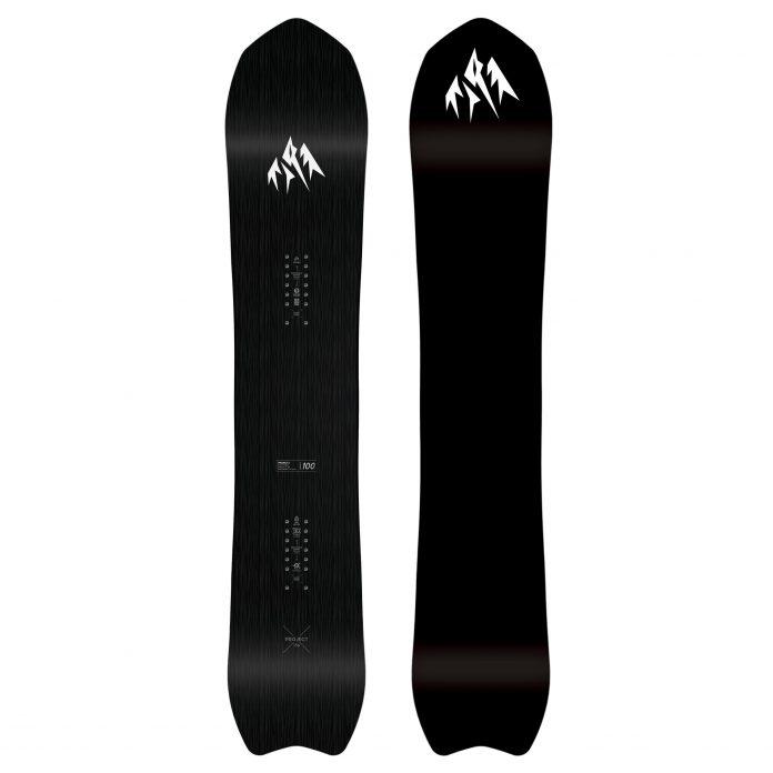 Project X 2022 Jones Snowboards